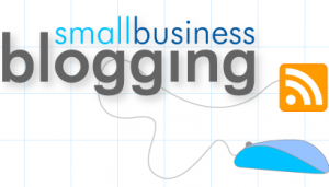 blogging for small business