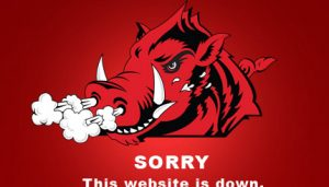 web hosting issues