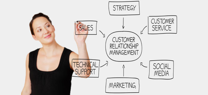 CRM Systems in SEO and Social Media Marketing