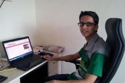 Rajesh Namase blogger Interview