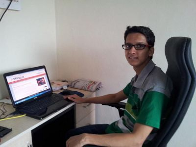 Rajesh Namase blogger  Interview