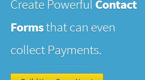 FormGet Collect Leads Payments with Online Form Builder