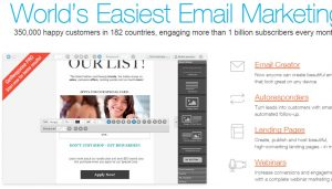 GetResponse Email Marketing Software   Review