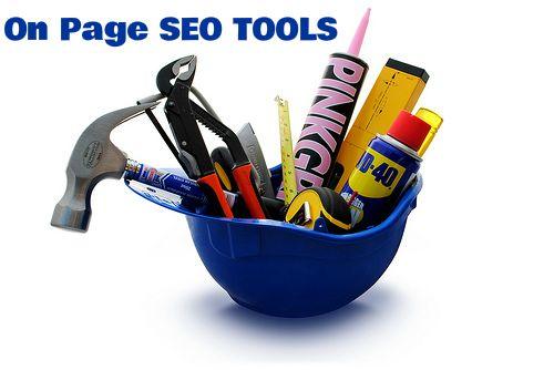 On-Page SEO Tools