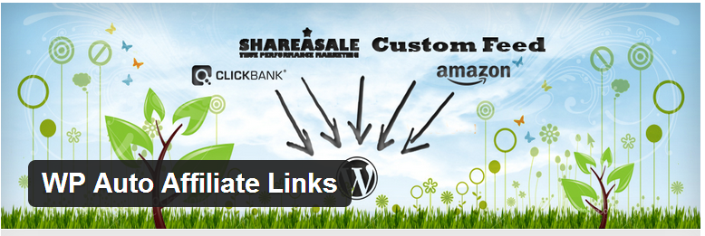 WP Auto Affiliate Links WordPress Plugin