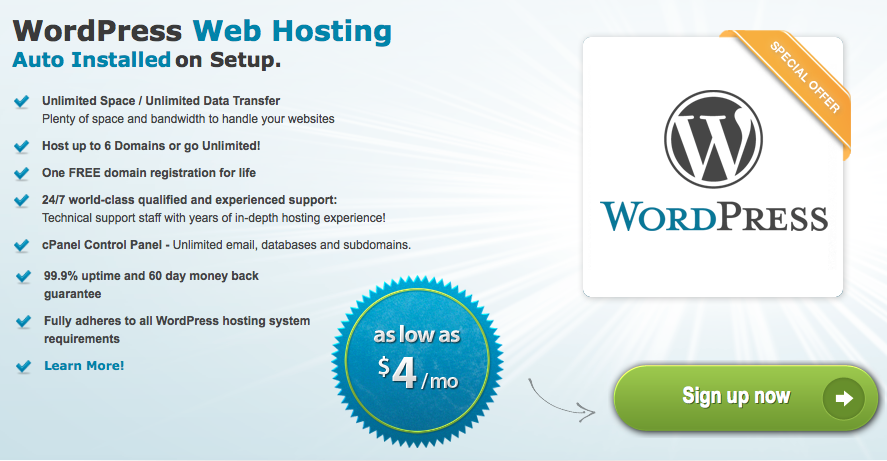 arvixe-wordpress hosting - Top Rated Best VPS Hosting