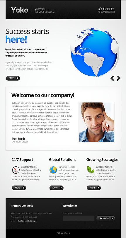 Business Facebook Template (2)