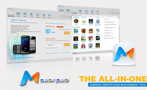 MoboRobo The Best Android Smartphone PC Manager