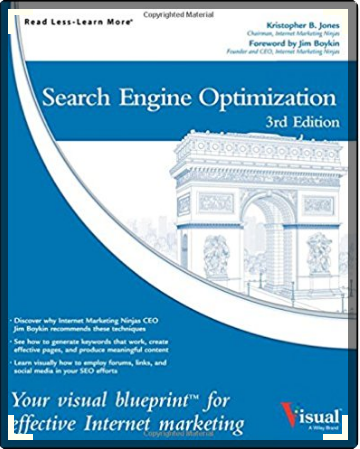 Your Visual Blueprint for Effective Internet Marketing Book - best seo books