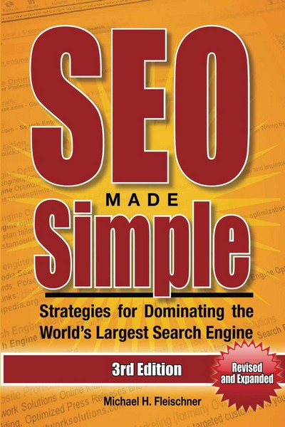 list of the top 10 selling SEO books.