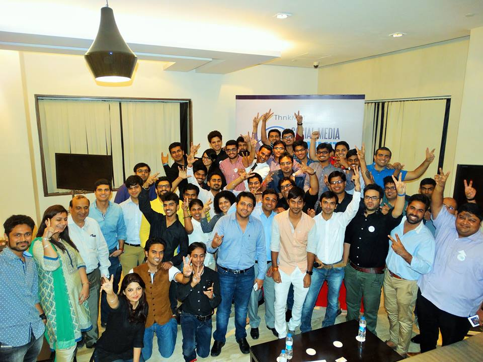 Social Media Summit 2014 Recap with budding marketers