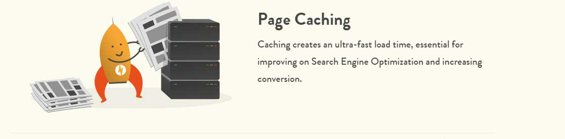 Wp Rocket age Caching Services