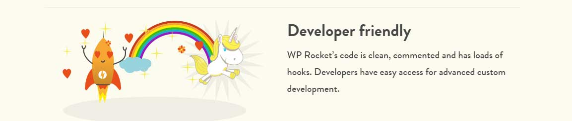 wprocket developer friendly