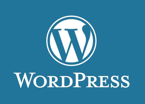 WordPress blog platform