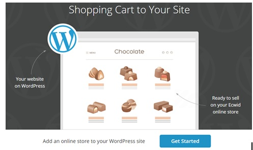 shopping cart in wordpress