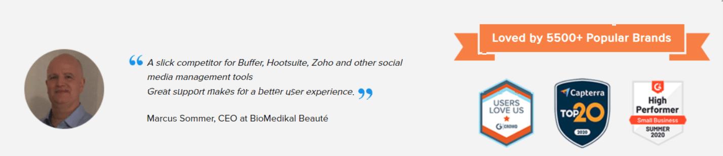 SocialPilot- SocialMedia review