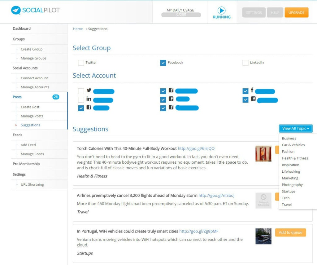 SocialPilot Review-SocialPilot suggesstions for socialmedia