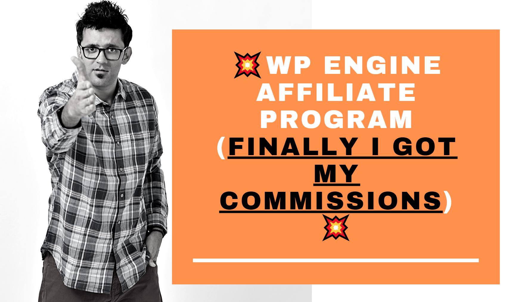 Wp engine affiliate reviews