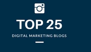 25 Top Digital Marketing Blogs