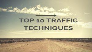 Top 10 Traffic Techniques