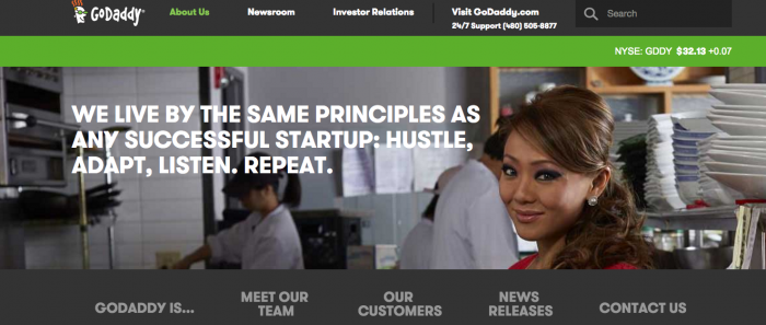 GoDaddy Team and about their company - GoDaddy Renewal Promo Code