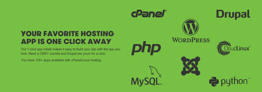 Godaddy hosting features