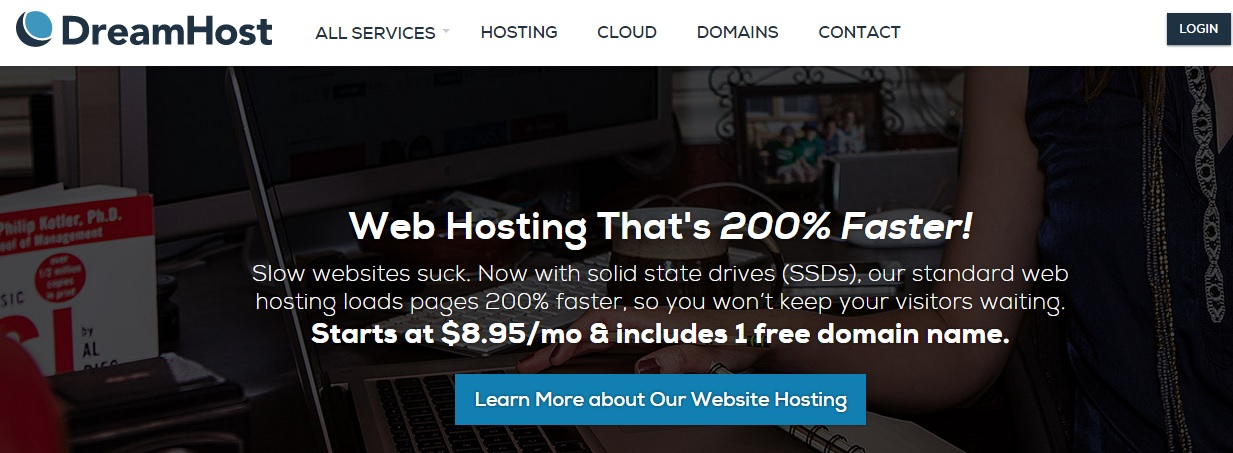 DreamHost Overview- Best managed hosting providers
