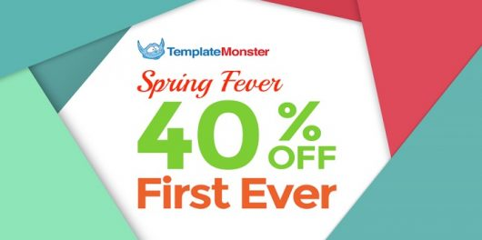 TemplateMonsters Spring Fever
