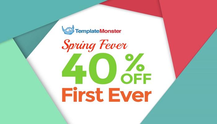 TemplateMonsters Spring Fever