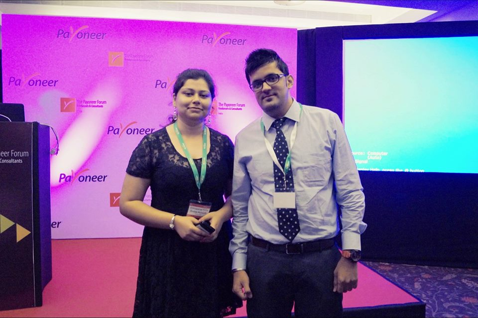The Payoneer Brand Ambassadors in India