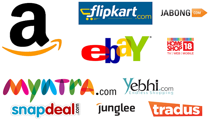 Updated list of top 10 online best shopping sites in for Top ten online stores
