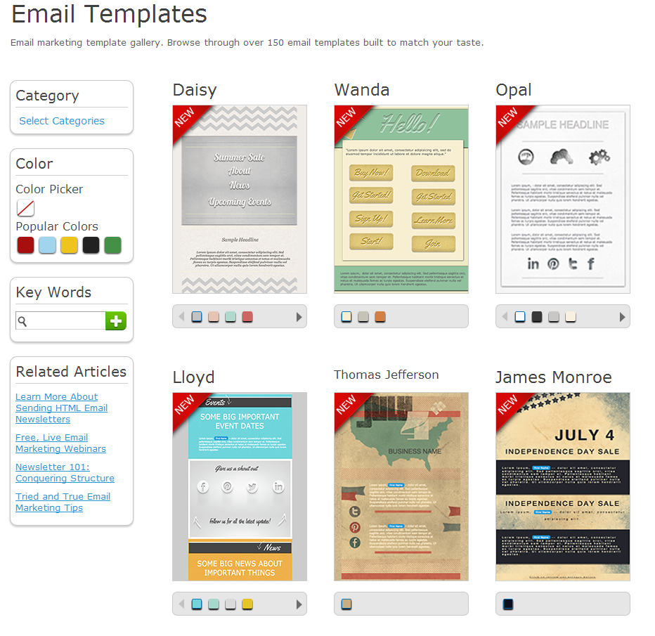 Aweber Vs MailChimp - aweber designs