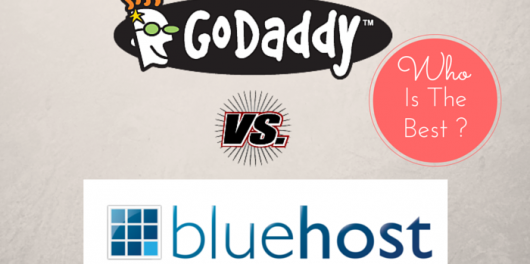 godaddy vs bluehost