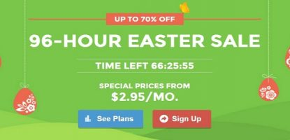 siteground easter day sale 2015