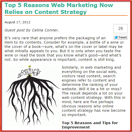 Infographic 5 Reasons Why Your Awesome Content Isn T: Are You Ignoring These 7 Strategies In Affiliate Marketing?