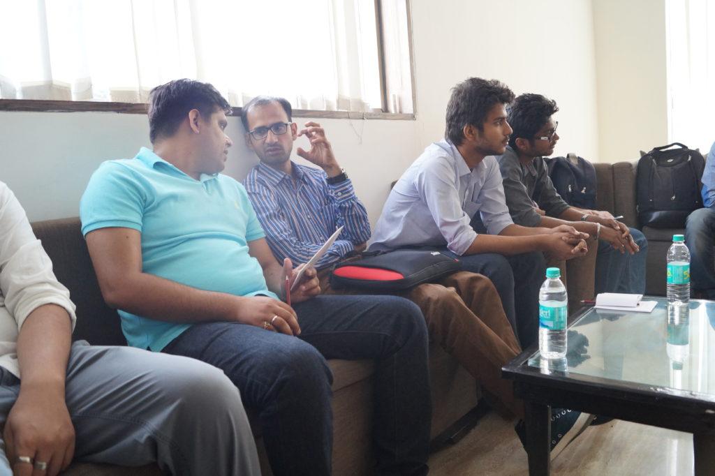 ad network revenuehits meet up india