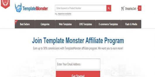 template monster affiliate program review