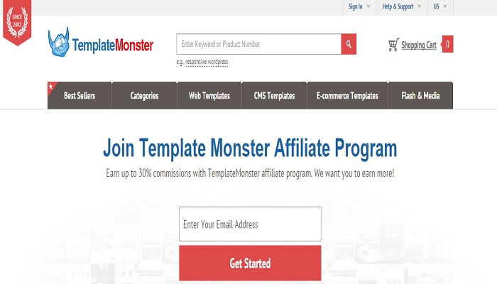 templatemonster powerpoint funtik parikru With template monster affiliate program