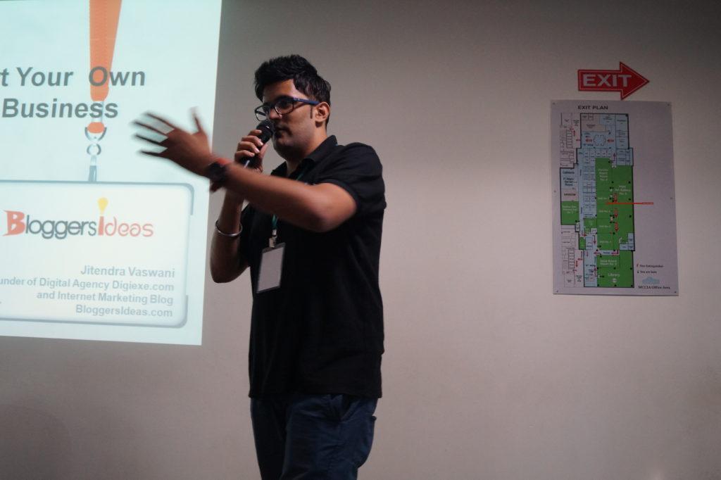 24ADP Met at Pune Digital marketing  Meetup 6th june 2015