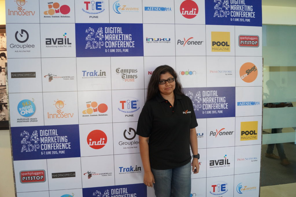 24ADP Pune Digital marketing  Meetup 6th june 2015 Chitraparna sinha