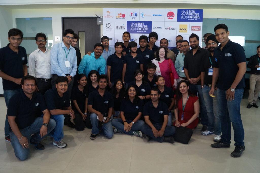 24ADP Pune Digital marketing  Meetup 6th june 2015  Speakers