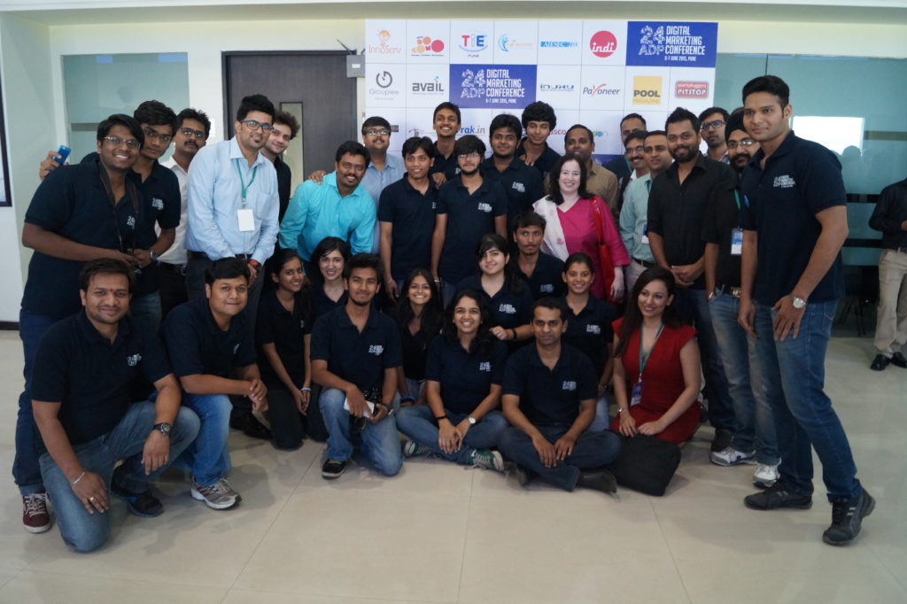 24ADP Pune Digital marketing  Meetup 6th june 2015 speaker photo