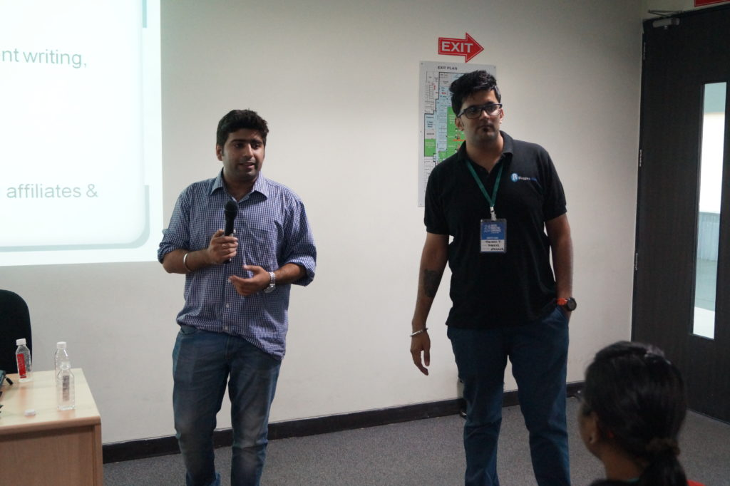 24ADP Pune Digital marketing  Meetup 6th june 2015 with Aishwin Vikhona