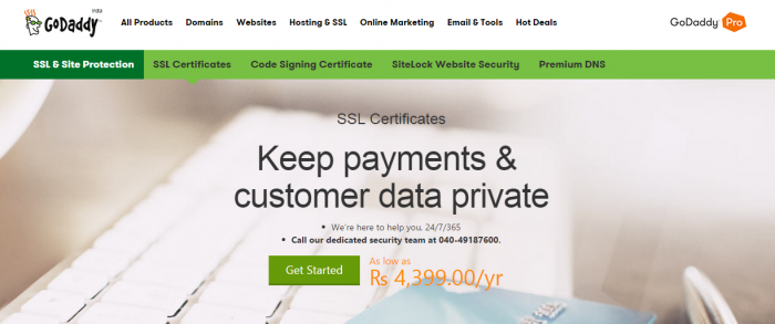 GoDaddy SSL Certificates Coupon codes promo codes