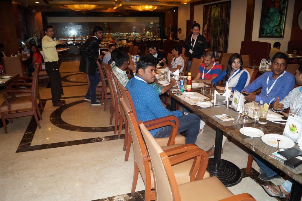 Payoneer Networking Dinner 31st May 2015 Bangalore India