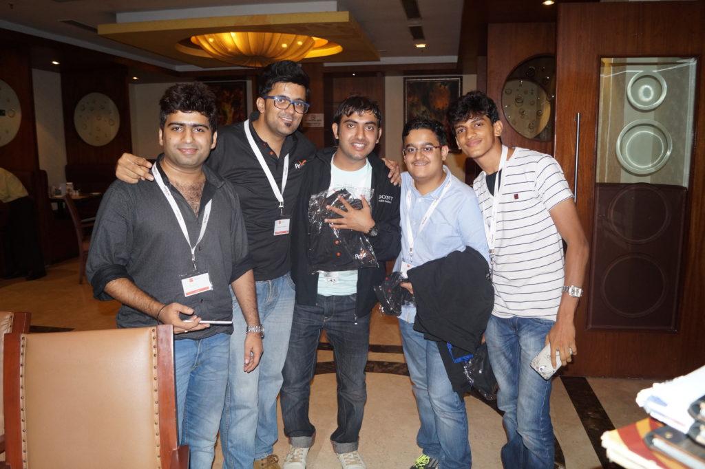 Payoneer Networking Dinner 31st May 2015 Bangalore India Amzing