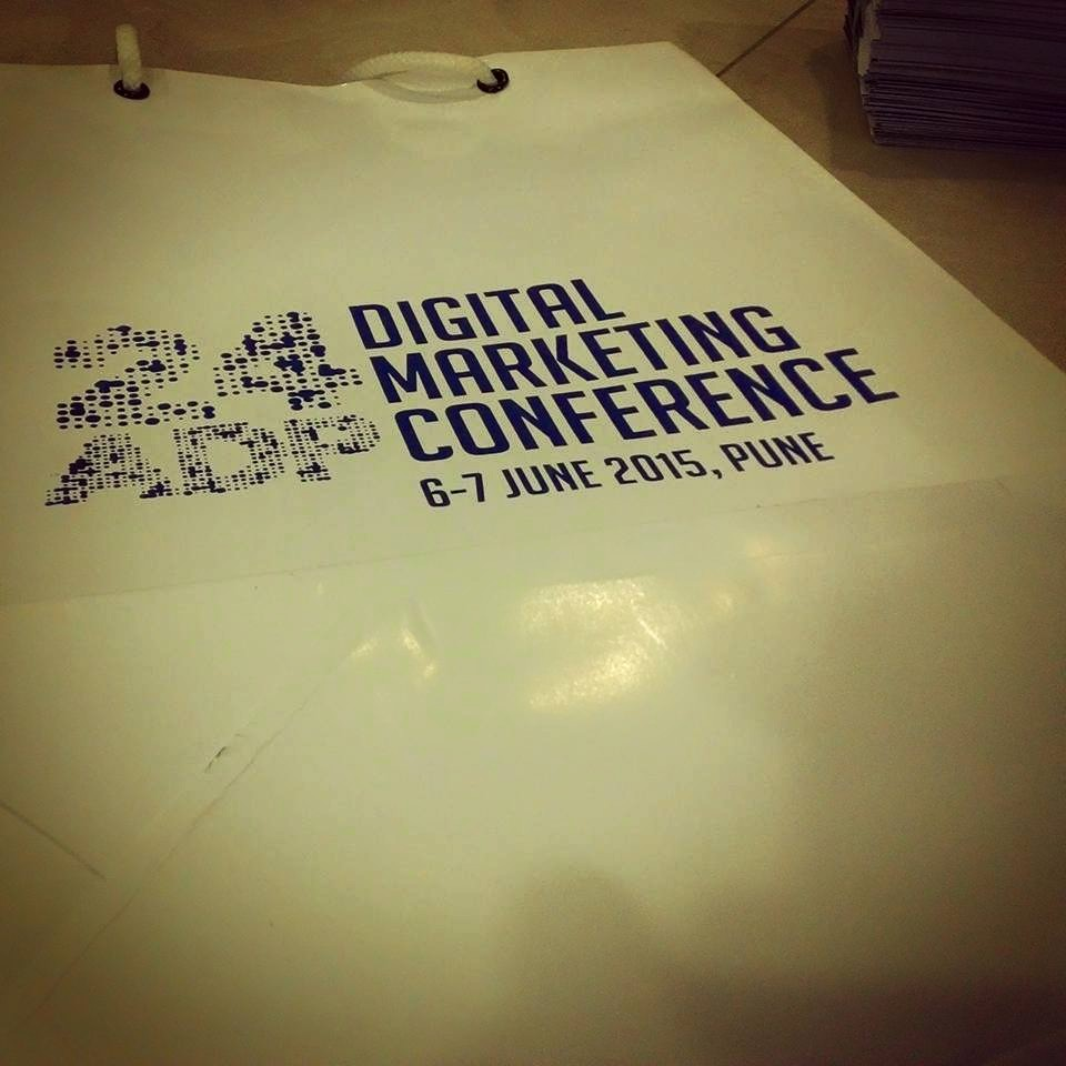 Pune 24adp Best digital marketing conference 2015
