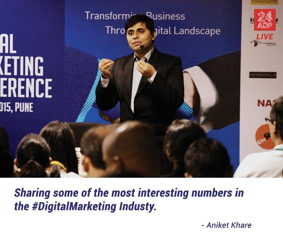 Pune 24adp digital marketing conference 2015 6 june