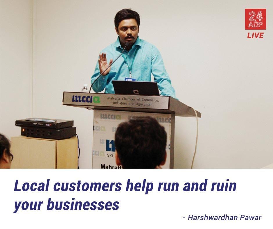 Pune 24adp digital marketing conference 2015 7  june