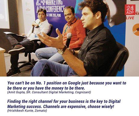 Pune 24adp digital marketing conference 6 7 june
